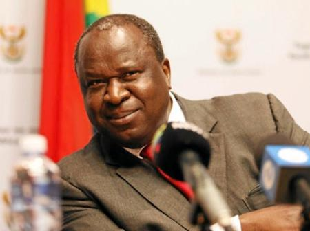 Mboweni drops Bombshell on Malema's comment on ANC removing Magashule