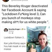 Racist Woman Calls Black People