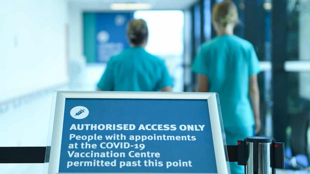 Some South Australian aged care workers denied second Pfizer Covid vaccine shot