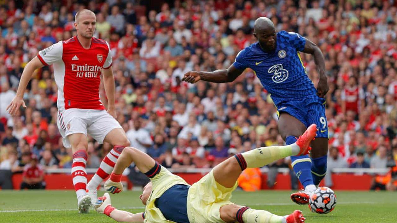Romelu Lukaku details Didier Drogba conversation following £97m Chelsea  return - Opera News