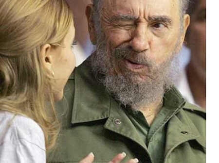 Fidel Castro :The President Who Allegedly Claims He Slept with 35,000 Women