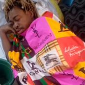 Malade, la couverture de Skelly griffée de grandes marques crée le buzz sur la toile ivoirienne