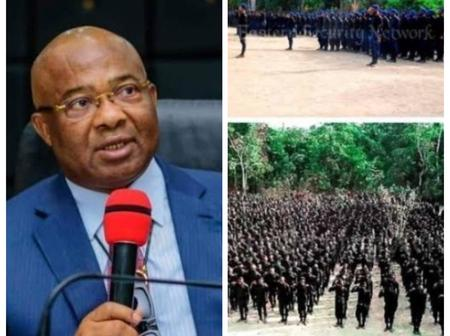 Governor Hope Uzodinma Saw The Future When He Called The Nigerian Army To Deal With ESN Months Back