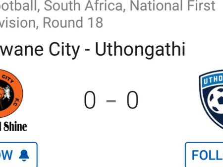 Polokwane City and Uthongathi FC shared the points in latest 0-0 draw.(Opinion)