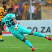 Ex-Chiefs goalie reveals the reasons for Khune not to be given time.