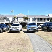 Mercedes Benz SA donated vehicles and PPE's to fight against Covid-19