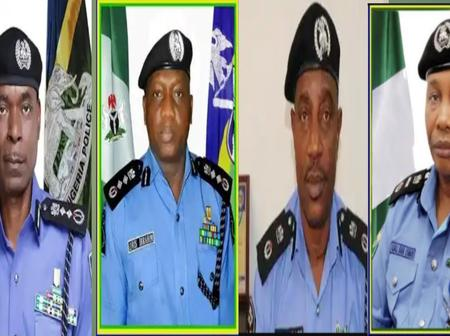 List of Nigeria IGP from 2015 to date and their respective states of origin