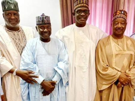 PDP Suffers Another Big Setback In Yobe State, As Maikwano Defects To APC