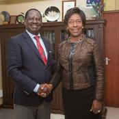 Opinion: The Charity Ngilu Factor In the 2022 Succession Politics