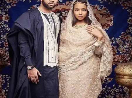 23 Hausa Couple Fashion Idea For Wedding You Would Love