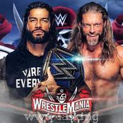 Nigerian Wrestler's First Ever WWE WrestleMania Match Leaks