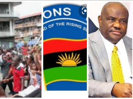 Read What This Group Told Wike After he Banned Igbo Meeting in Rivers State