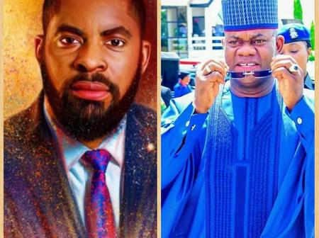 Yahaya Bello is contesting for ministerial position in 2023 and not president - Deji Adeyanju