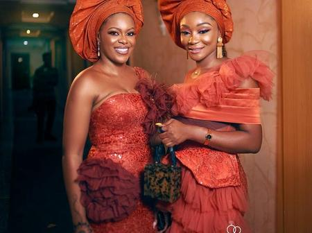 Beautiful Styles you can make with your Orange lace