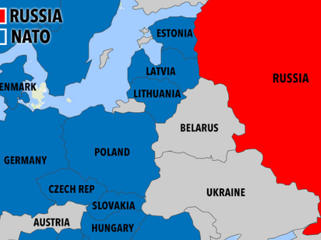 How many years will it take Russia to become part of NATO?