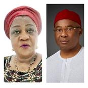 The Imo Governor's Invitation Of The Army To Orlu Is Part Of Restructuring- Lauretta Onochie
