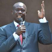 Murkomen reveals crucial details of DCI on Hon. Gachagua's case