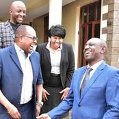 Kang'ata Elicits Reactions After His Night Post About DP Ruto's Tangatanga And Uhuru's Kieleweke