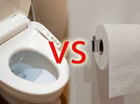 The reason why Muslims do not use tissue papers after using toilet. See below