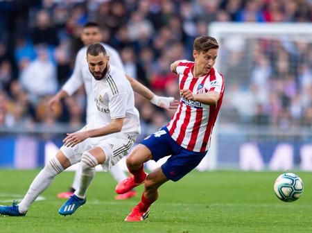 Latest: Manchester United submits £68million bid for Athletico Madrid midfielder