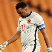 Kaizer Chiefs to Part Ways With Khune?