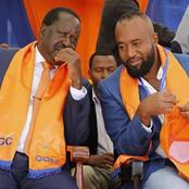 Joho Breaks Silence After Missing Raila's Event in Coast, Reveals What He Has Been Doing (Photos)