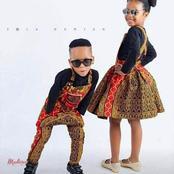 Fabulous Ankara Styles For Your Kids