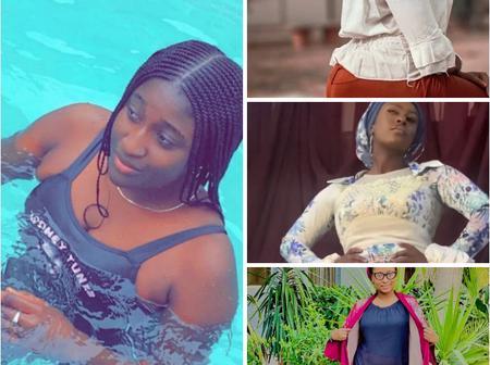 Check Out Photos Of Gabon, Tsamiya, Nafisa And Other Kannywood Actresses.