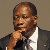 Alassane Ouattara regrette : « Les banques françaises ont quitté la Côte d'Ivoire… »