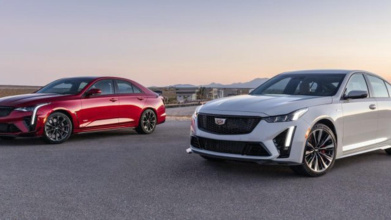 2022 Cadillac CT5-V Blackwing: Costs, Facts, And Figures