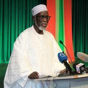 Deux présidents des imams meurent à moins d'une année, adieu Cheick Mamadou Traoré