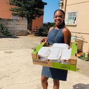 Uzalo's Noxolo Mathula reveals her side hustle