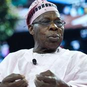 Obasanjo Reveals What Stopped Abiola From Becoming A President In Nigeria