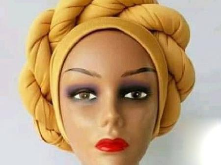 How to Cut and Sew Turban Cap Different Styles.