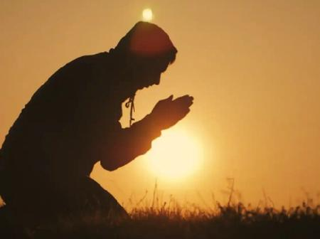 Say these few prayers with faith to the Lord Almighty