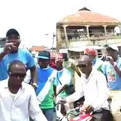 Yoruba Nation Agitators Storm Ife As Awareness Continues Nationwide (Video)