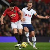 Football: Son Abhorrently Assaulted After Tottenham's Loss To Manchester United