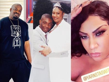 Meet Michelle Jackson, Ex-Wife Of Don Jazzy (Photos)