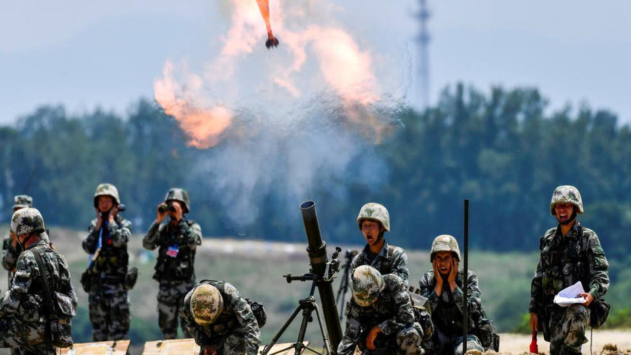 Nato for first time warns about rising military 'challenge' from China