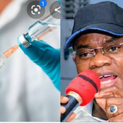 Kogi People Are Not Guinea Pigs, See What Yahaya Bello Said About Covid-19 Vaccine