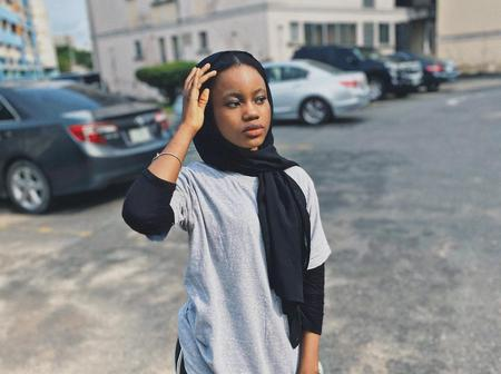 See What This Pretty Lady Posted On Social Media That Got People Talking