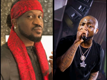 Paul Psquare REPLIES Davido for criticizing friends who separately attended their birthday parties