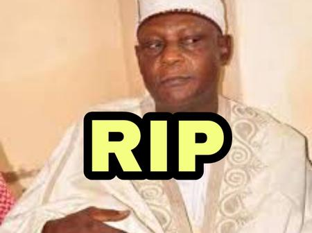 SAD: Another Prominent Nigerian is Dead; Checkout who he is and How He Died