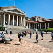 UCT students being served rotten food. Check here