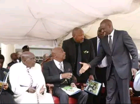 What Ruto Told Gideon Moi To His Face That Left People Talking