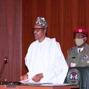Insecurity: Read What President Buhari Said Concerning Amnesty For Bandits