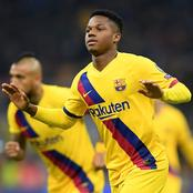 Good news for Barcelona fans about  talented youngster