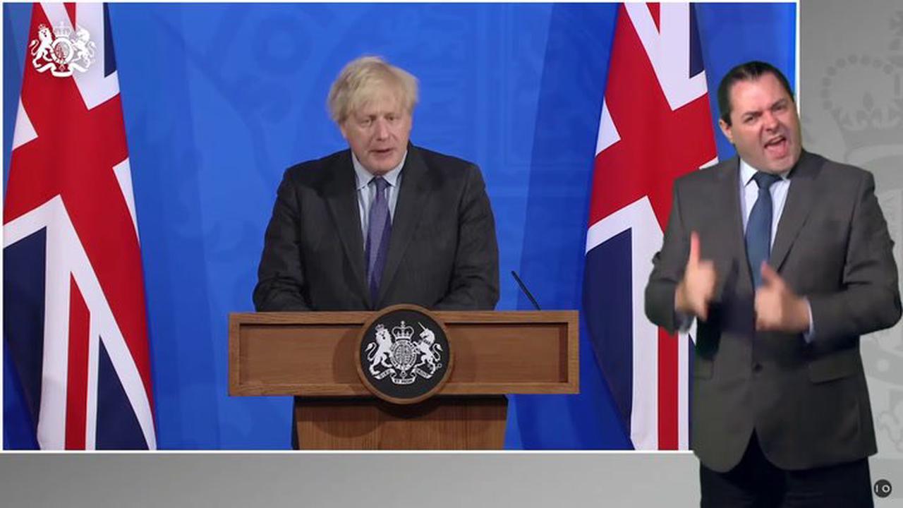 Boris Johnson extends England's lockdown until at least July 19