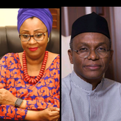 Hours after El-Rufai said he won't pay ransom if his son is kidnapped, check out his wife's reaction