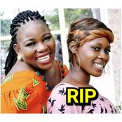 SAD: 6 Months After Celebrating Her Birthday, Nollywood Actress Mourns Her Only Child (Photos)